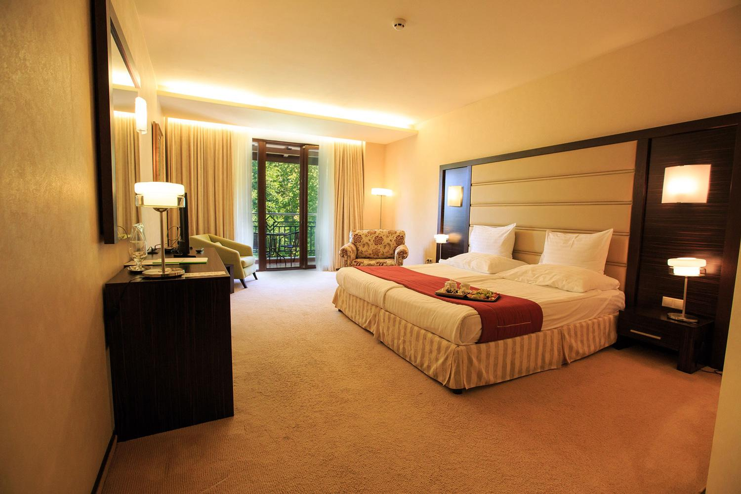 Luxury Double Room with One Kingsize Bed